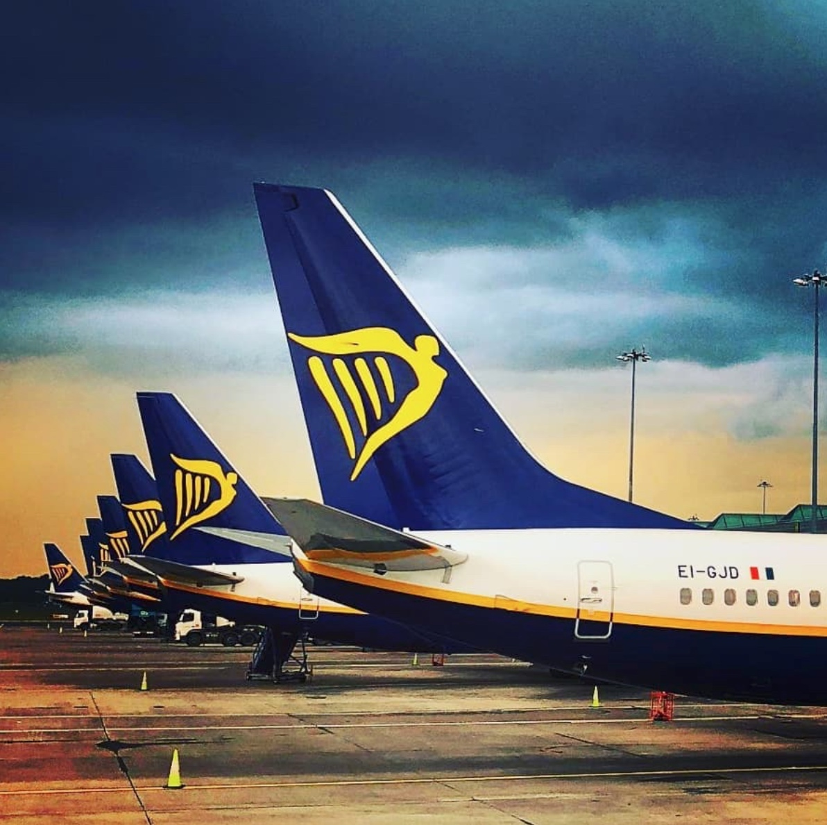 Ryanair to cut flights by up to 40 per cent due to coronavirus - ITV News