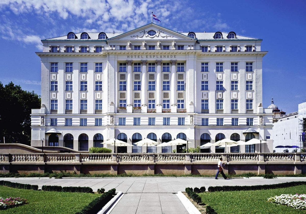 Business Esplanade Zagreb Hotel Forced To Close Due To Earthquake Damage Diplomacy Commerce Croatia